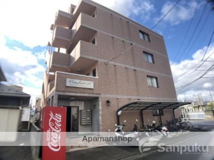 愛媛県東温市、梅本駅徒歩13分の築15年 5階建の賃貸マンション