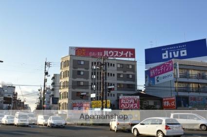 愛媛県松山市、大街道駅徒歩12分の築13年 6階建の賃貸マンション