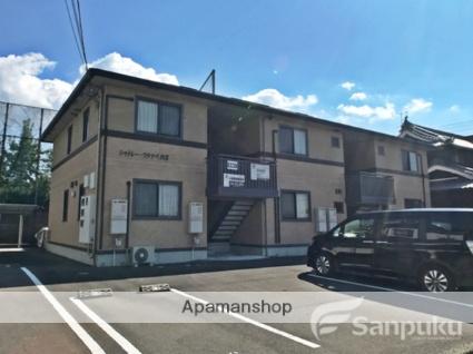 愛媛県松山市の築7年 2階建の賃貸アパート