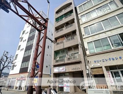 愛媛県松山市大手町2丁目[1R/17.04m2]の外観3