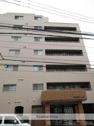 愛媛県松山市、松山市駅徒歩6分の築25年 11階建の賃貸マンション