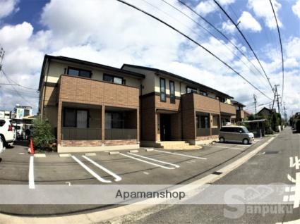 愛媛県松山市、市坪駅徒歩20分の築3年 2階建の賃貸アパート
