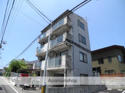 愛媛県松山市、南町駅徒歩16分の築18年 4階建の賃貸マンション
