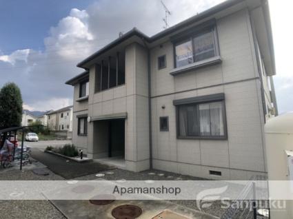 愛媛県松山市、堀江駅徒歩7分の築14年 2階建の賃貸アパート