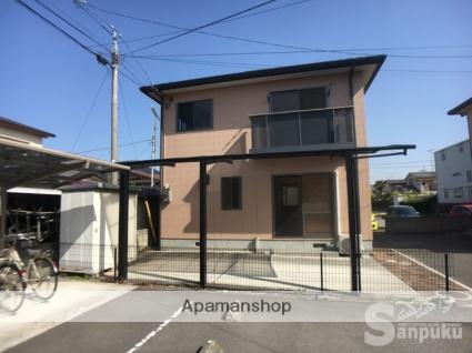 愛媛県松山市、余戸駅徒歩14分の築17年 2階建の賃貸一戸建て