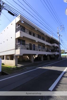 愛媛県松山市、伊予和気駅徒歩27分の築43年 3階建の賃貸マンション