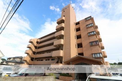 愛媛県松山市、三津駅徒歩23分の築22年 6階建の賃貸マンション