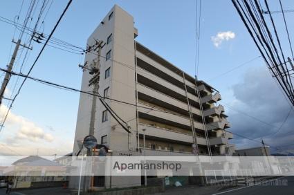 愛媛県松山市、余戸駅徒歩11分の築28年 7階建の賃貸マンション