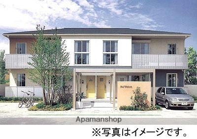 愛媛県伊予郡松前町、松前駅徒歩4分の築9年 2階建の賃貸アパート