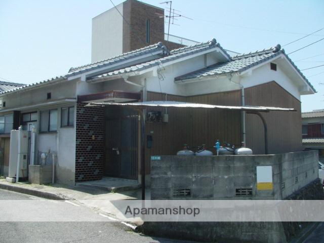 愛媛県松山市、高砂町駅徒歩26分の築90年 1階建の賃貸アパート