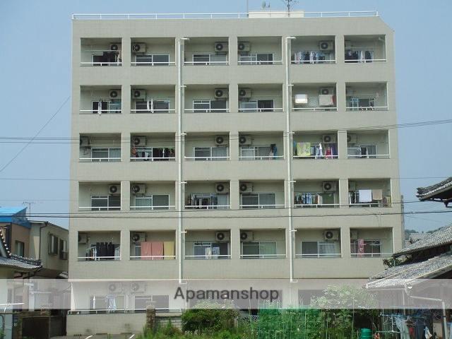 愛媛県松山市、三津浜駅徒歩28分の築23年 6階建の賃貸マンション