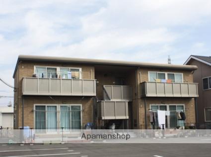 愛媛県松山市、堀江駅徒歩35分の築11年 2階建の賃貸アパート