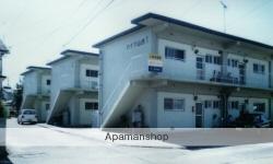 愛媛県松山市、山西駅徒歩3分の築90年 2階建の賃貸アパート