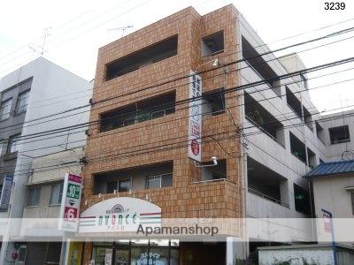 愛媛県松山市、古町駅徒歩7分の築31年 4階建の賃貸マンション