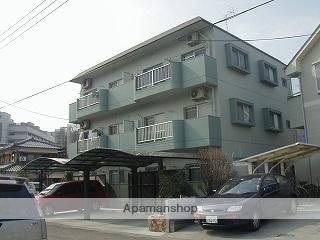 愛媛県東温市、見奈良駅徒歩19分の築30年 3階建の賃貸マンション