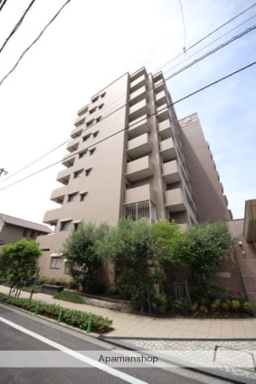 愛媛県松山市、高砂町駅徒歩8分の築6年 10階建の賃貸マンション