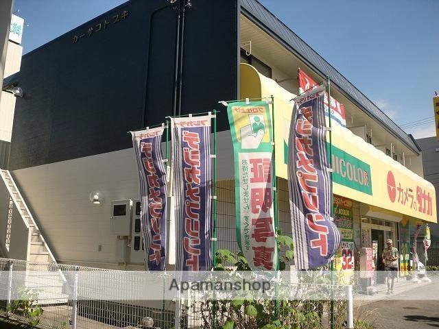 愛媛県松山市、衣山駅徒歩32分の築27年 2階建の賃貸アパート