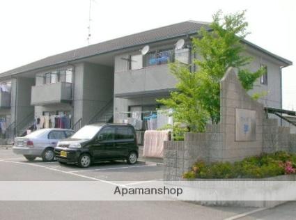 愛媛県伊予郡松前町、古泉駅徒歩16分の築20年 2階建の賃貸アパート