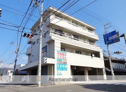 愛媛県東温市、愛大医学部南口駅徒歩13分の築43年 4階建の賃貸マンション