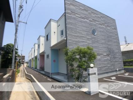 愛媛県松山市、松山駅徒歩8分の新築 2階建の賃貸アパート