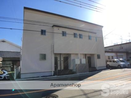 愛媛県伊予郡松前町、松前駅徒歩5分の新築 2階建の賃貸アパート