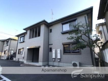 愛媛県松山市、余戸駅徒歩17分の築16年 2階建の賃貸アパート