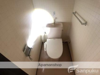 愛媛県松山市清水町3丁目[1K/21.45m2]のトイレ