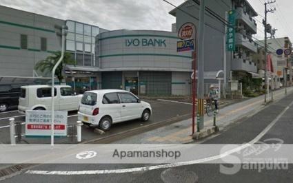 愛媛県松山市清水町3丁目[1K/21.45m2]の周辺1
