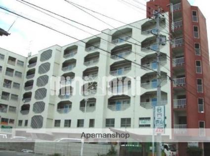 愛媛県松山市、衣山駅徒歩4分の築90年 7階建の賃貸マンション