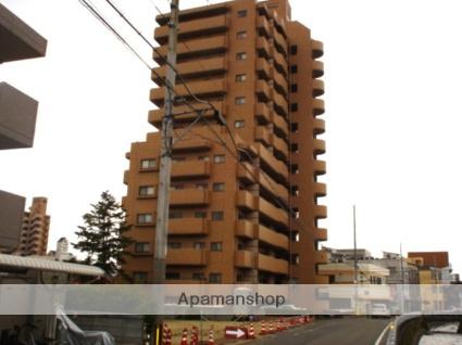 愛媛県松山市、高砂町駅徒歩8分の築28年 13階建の賃貸マンション