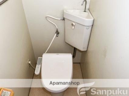 SUN・CIVIC[1K/24.53m2]のトイレ