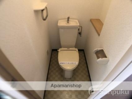 メゾン・ド・メシュー[1K/19.04m2]のトイレ