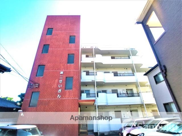愛媛県松山市、南町駅徒歩8分の築33年 5階建の賃貸マンション