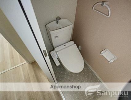 フォルテ春日町[1LDK/34.79m2]のトイレ