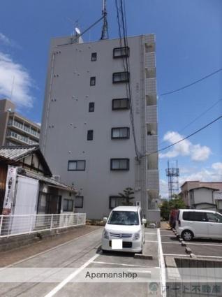 愛媛県松山市、北久米駅徒歩16分の築18年 6階建の賃貸マンション