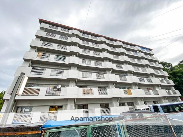 愛媛県松山市、南町駅徒歩20分の築37年 7階建の賃貸マンション