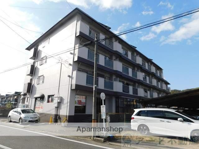 愛媛県松山市、南町駅徒歩24分の築36年 4階建の賃貸マンション