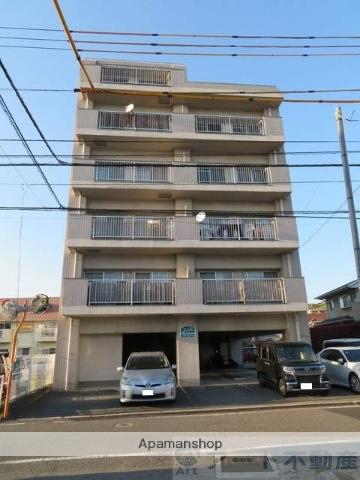 愛媛県松山市、久米駅徒歩15分の築21年 6階建の賃貸マンション