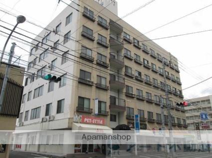愛媛県松山市、大街道駅徒歩14分の築42年 6階建の賃貸マンション