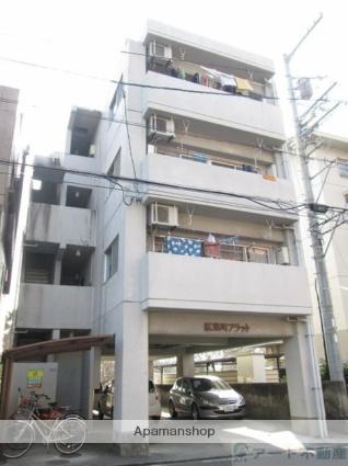 愛媛県松山市、勝山町駅徒歩18分の築16年 4階建の賃貸マンション