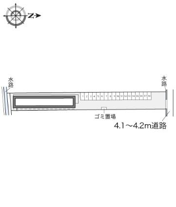 レオパレスエスポワール[1K/22.7m2]の内装1