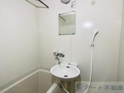 レオパレス古川Ⅲ[1K/23.61m2]の洗面所