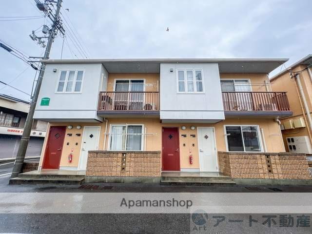 愛媛県伊予郡松前町、松前駅徒歩4分の築11年 2階建の賃貸アパート