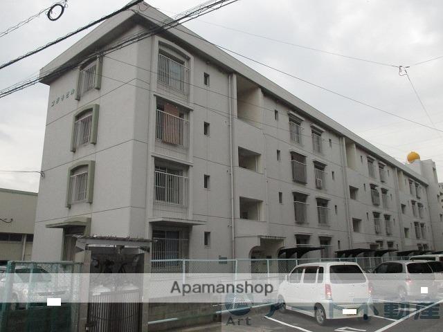 愛媛県松山市の築34年 4階建の賃貸マンション