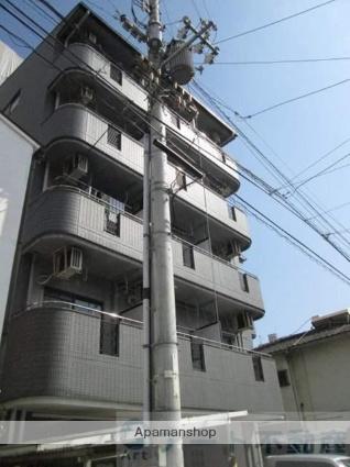 愛媛県松山市、古町駅徒歩6分の築22年 5階建の賃貸マンション