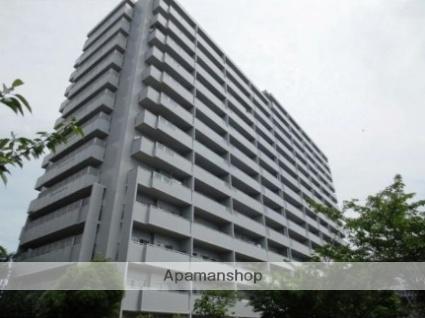 愛媛県松山市、三津浜駅徒歩17分の築27年 13階建の賃貸マンション