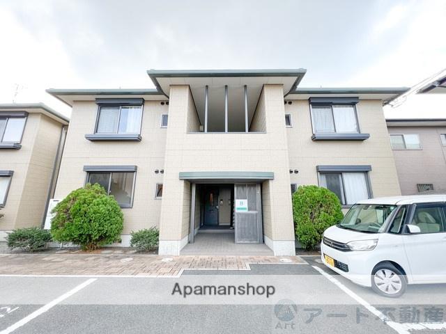 愛媛県伊予郡松前町、古泉駅徒歩15分の築16年 2階建の賃貸アパート
