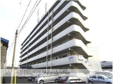愛媛県松山市、伊予和気駅徒歩30分の築22年 7階建の賃貸マンション