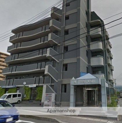 愛媛県松山市、堀江駅徒歩19分の築24年 6階建の賃貸マンション
