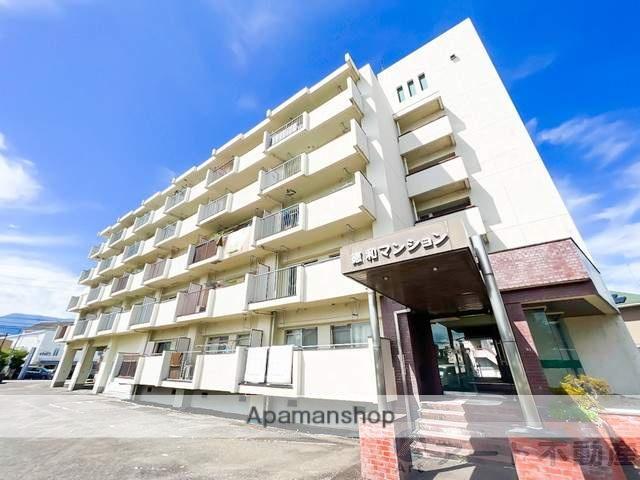 愛媛県東温市、横河原駅徒歩1分の築36年 5階建の賃貸マンション